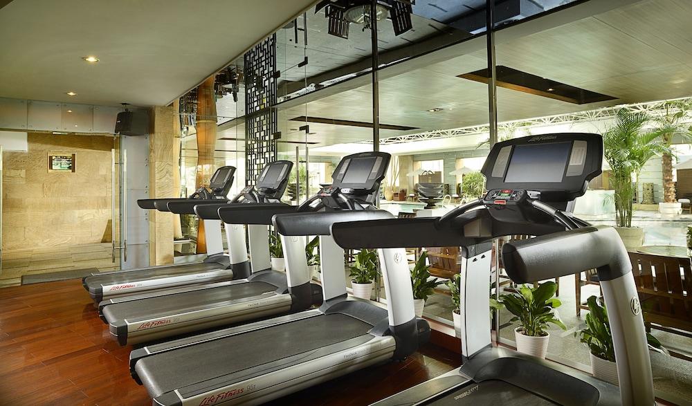머큐어 온 렌민 스퀘어 시안(Mercure on Renmin Square Xian) Hotel Image 24 - Fitness Facility