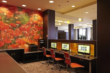 Business Center at Courtyard by Marriott San Diego Mission Valley/Hotel Circle in San Diego