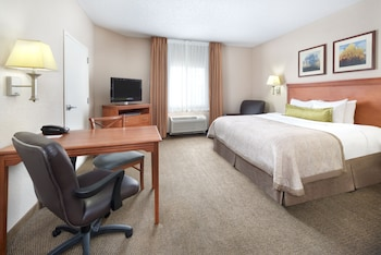 Studio Suite, 1 King Bed, Accessible, Non Smoking (Wheelchair)