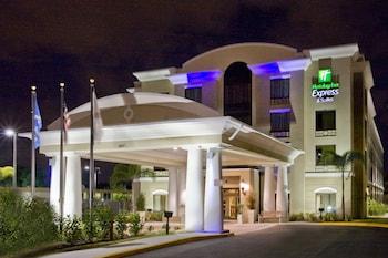 坦帕 USF 布希花園智選假日套房飯店 Holiday Inn Express & Suites Tampa USF Busch Gardens, an IHG Hotel
