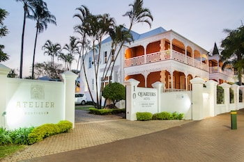クォーターズ ホテル フロリダ ロード