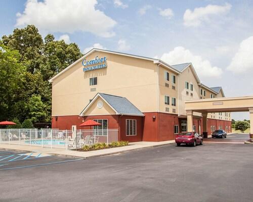 __{offers.Best_flights}__ Comfort Inn & Suites Tuscumbia - Muscle Shoals