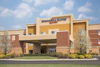 Hotel - SpringHill Suites Marriott Midland