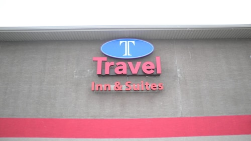 Travel Inn & Suites Innisfail, Division No. 8