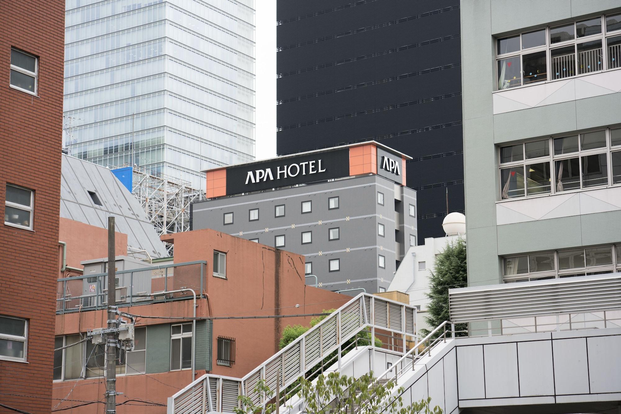 APA Hotel Akihabaraeki Denkigaiguchi, Bunkyō
