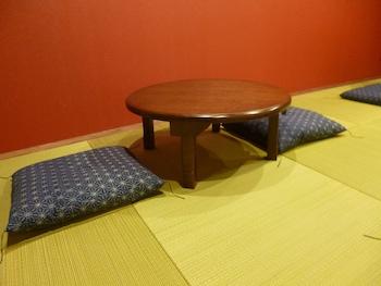 HIROSHIMA WABISABI HOSTEL Dining