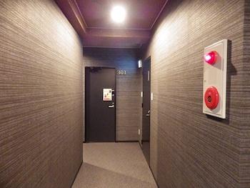 HIROSHIMA WABISABI HOSTEL Hallway