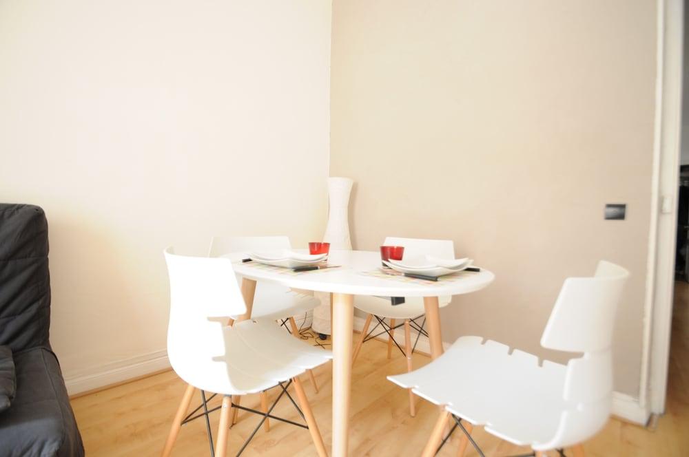 Appartement Ribotti