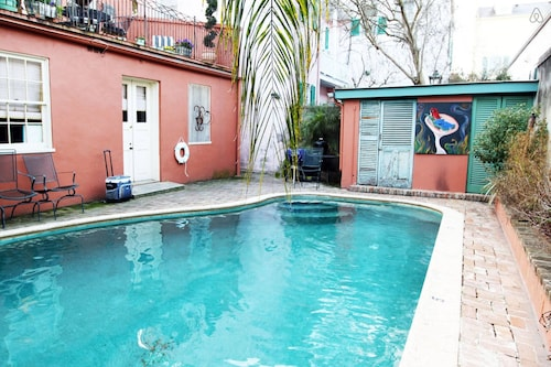 Large 1BR w Pool in Heart of FQ and Bourbon - NOLA, Orleans