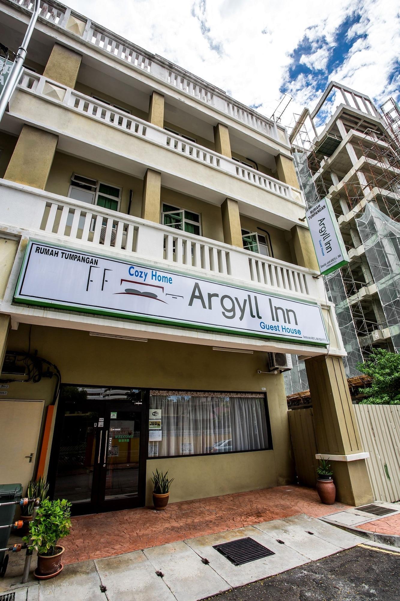 Argyll Inn, Pulau Penang