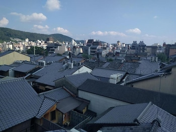 HOTEL ETHNOGRAPHY GION SHINMONZEN City View