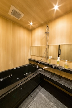 HOTEL ETHNOGRAPHY GION SHINMONZEN Bathroom