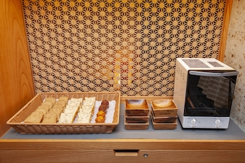 HOTEL ETHNOGRAPHY GION SHINMONZEN Breakfast Area