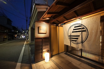HOTEL ETHNOGRAPHY GION SHINMONZEN Front of Property - Evening/Night