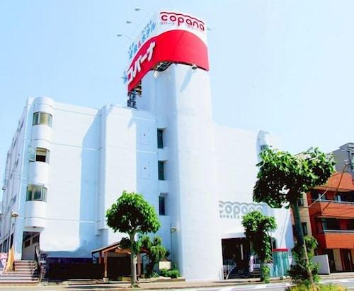 Hot Spring & Capsule Hotel copana, Sakai