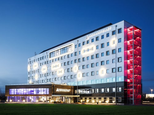 . Arenahotellet i Uppsala