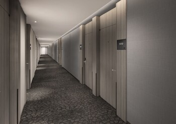 NIPPON SEINENKAN HOTEL Hallway