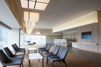 NIPPON SEINENKAN HOTEL Lobby Sitting Area