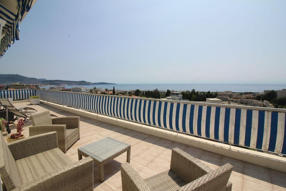 Nice Booking - Terrasse Vue Mer Piscine