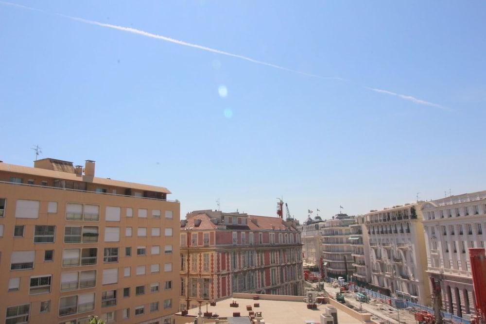Nice Booking-Victoire-Massena Balcon