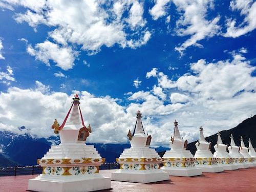 Meri Snow Mountain Travellingwithhotel, Dêqên Tibetan
