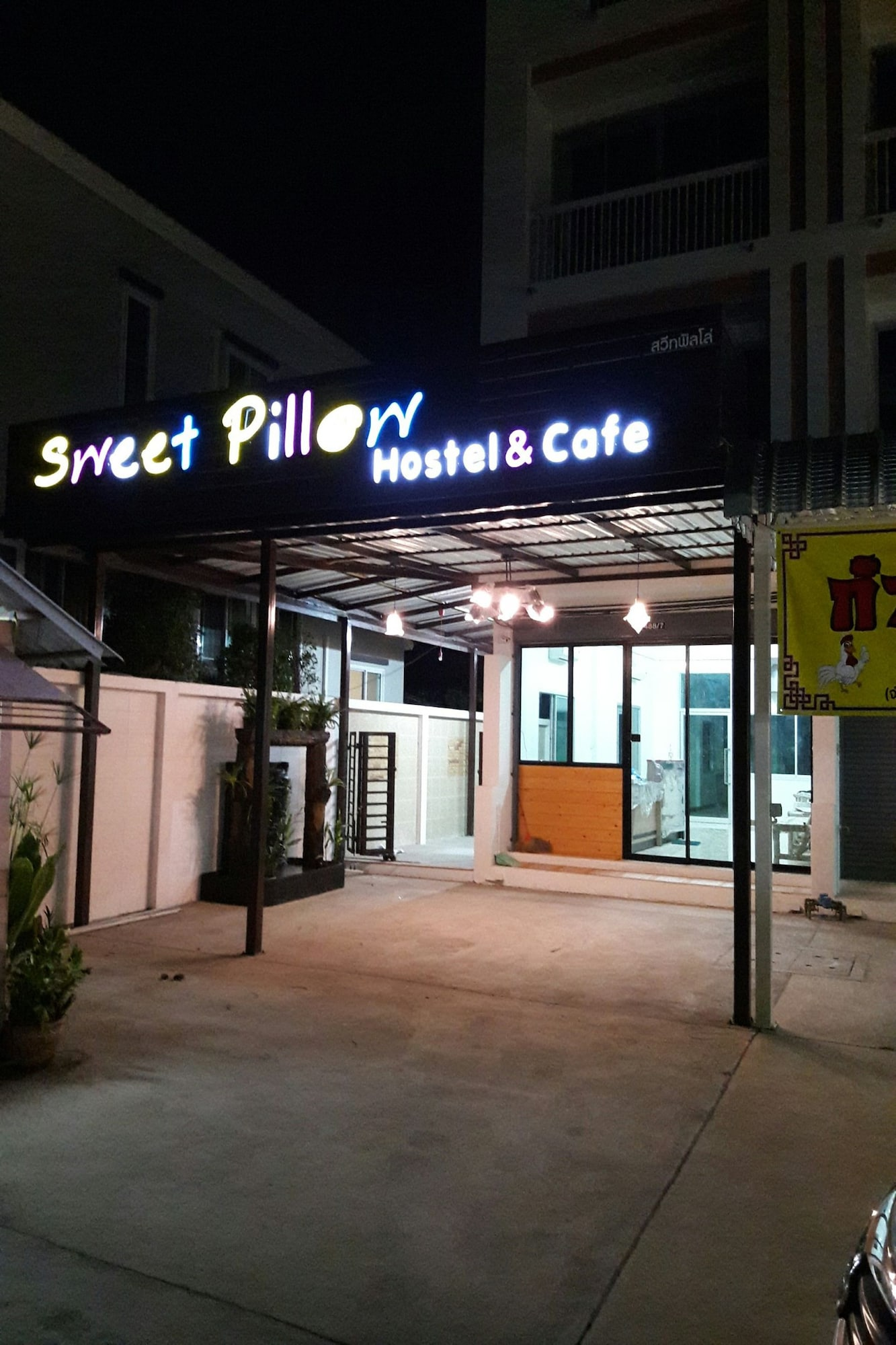 Sweet Pillow Hostel & Café, Don Muang