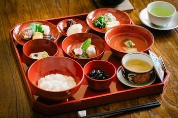 KIRAKU KYOTO GION (NAZUNA KYOTO GION-TEI) Breakfast Meal