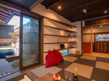 KIRAKU KYOTO GION (NAZUNA KYOTO GION-TEI) Interior Detail