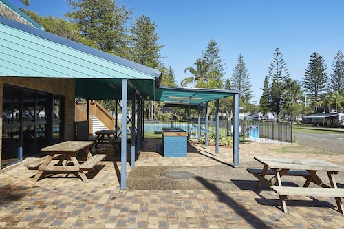 NRMA Port Macquarie Breakwall Holiday Park, Port Macquarie-Hastings - Pt A