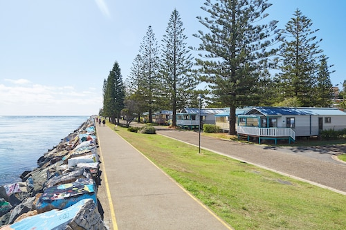 NRMA Port Macquarie Breakwall Holiday Park, Port Macquarie-Hastings - Pt A