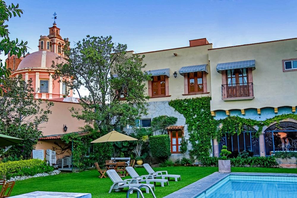 Hotel La Plaza de Tequisquiapan, Featured Image