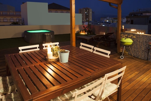 Luxury in the city center, Santa Cruz de Tenerife