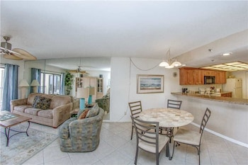 #301 at The Shores - 2 Br condo by RedAwning