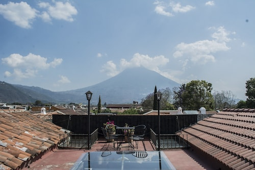 Posada el Antaño, Antigua Guatemala