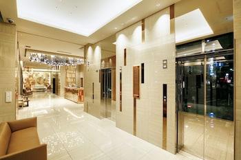 CANDEO HOTELS TOKYO ROPPONGI Lobby