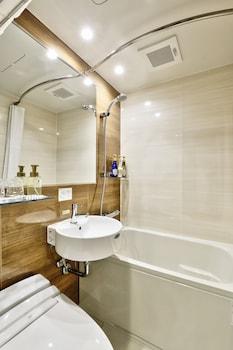 CANDEO HOTELS TOKYO ROPPONGI Bathroom