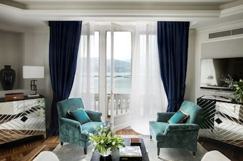 Vista – Palazzo, Lago di Como