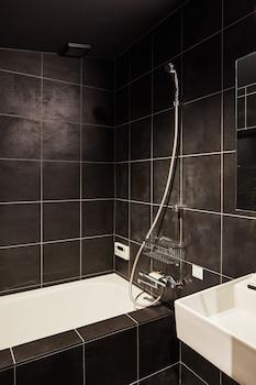 YADORU KYOTO WASHI NO YADO Bathroom