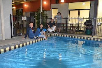 Hotel - Globe Backpackers & City Oasis Resort
