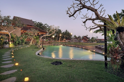 Kabinawa Ubud Villas and Cafe, Gianyar