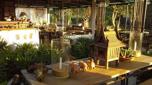 Pingplalee Resort, Sai Yok