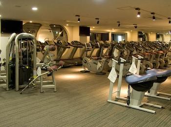 RHINO HOTEL KYOTO Gym