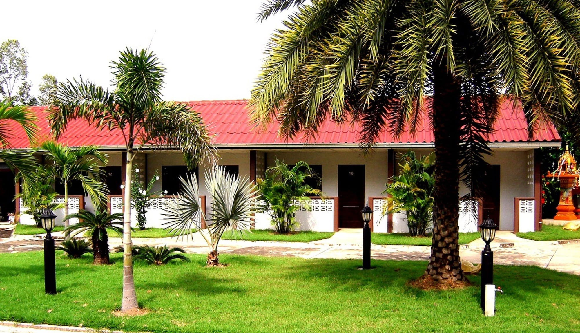 Banlang Hotel Resort & Swimmingpool, Tha Tum