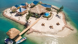 Little Harvest Caye- Private Island