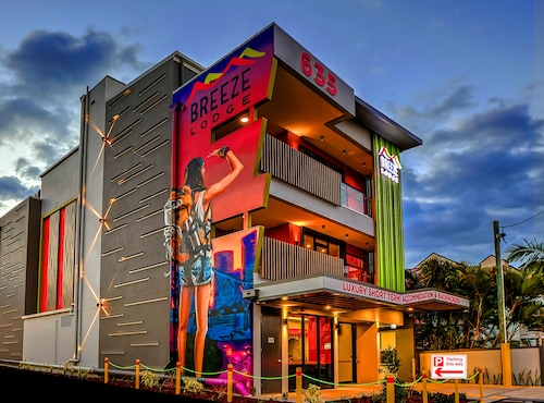 Breeze Lodge - Hostel, Kangaroo Point