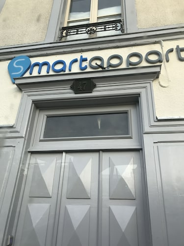 Smartappart Troyes, Aube