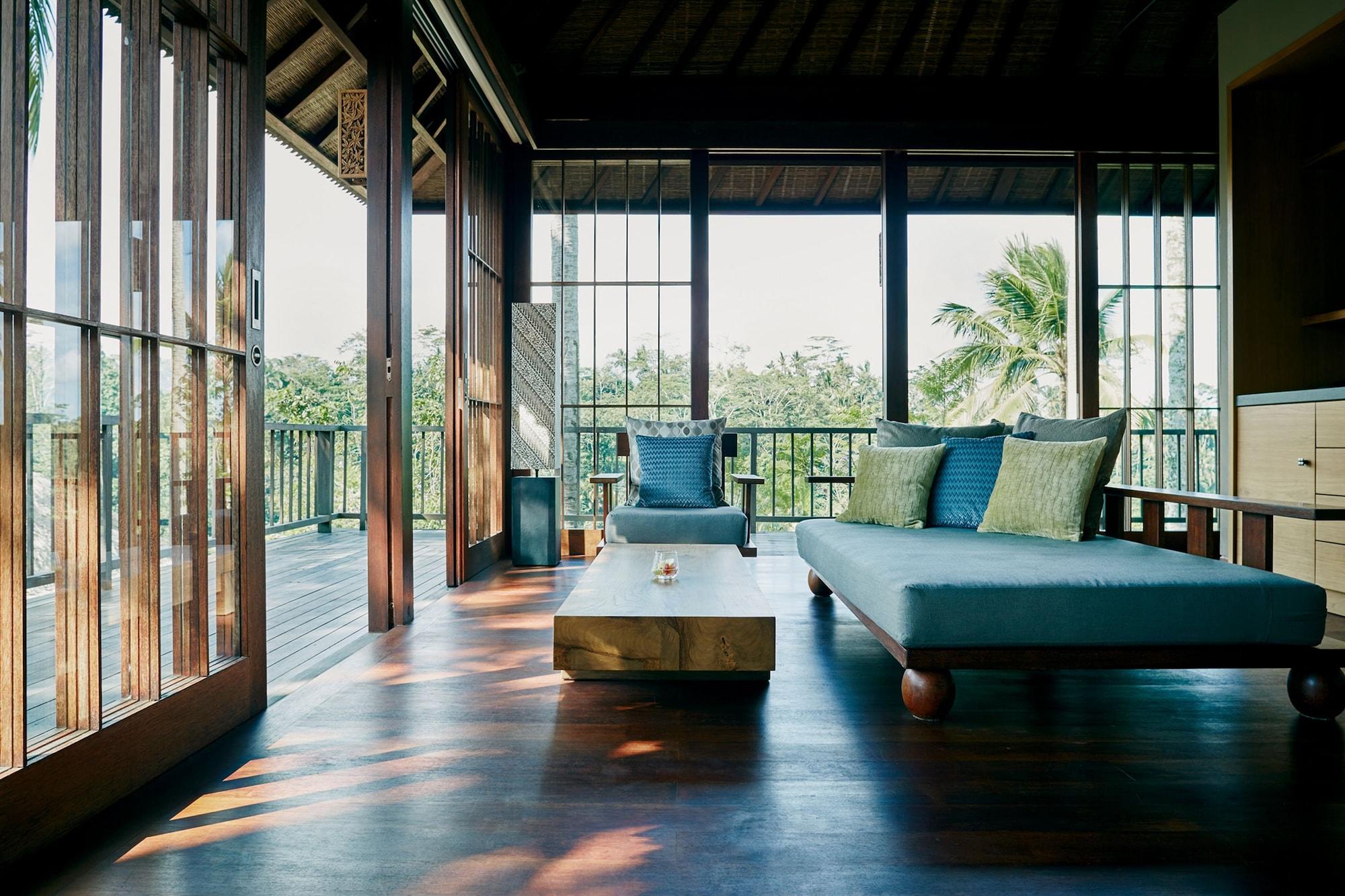 Jalak (Garden Pool Villa with Terrace)