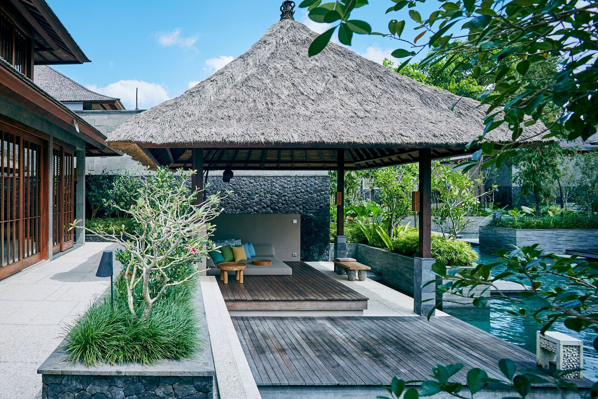 Soka (Garden Pool Villa, Maisonette)