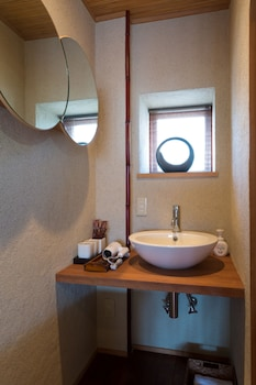 KYOTOYA SAKURA-AN Bathroom Sink