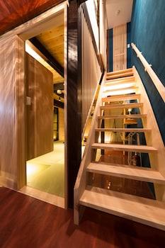 KYOTOYA ROKUJO Staircase
